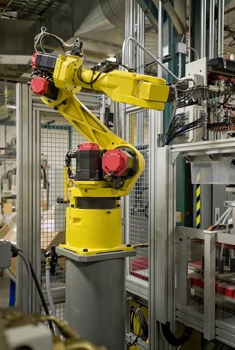 Manufacturing & Robotics